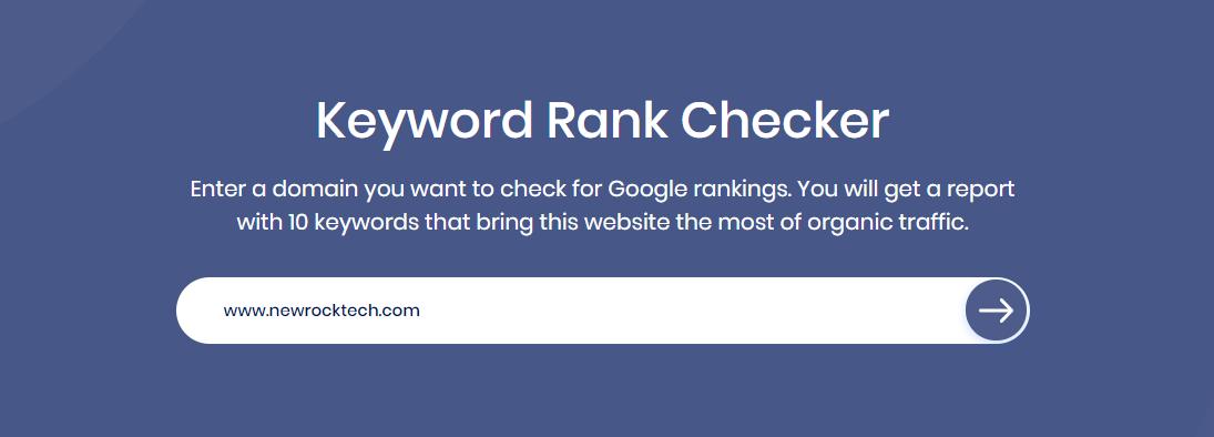 谷歌排名查询的9个工具 [免费查谷歌关键词排名]
