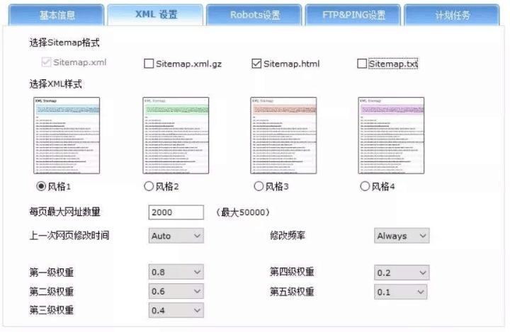 网站地图(SITEMAP)2020年终极教程-SEO小白必看