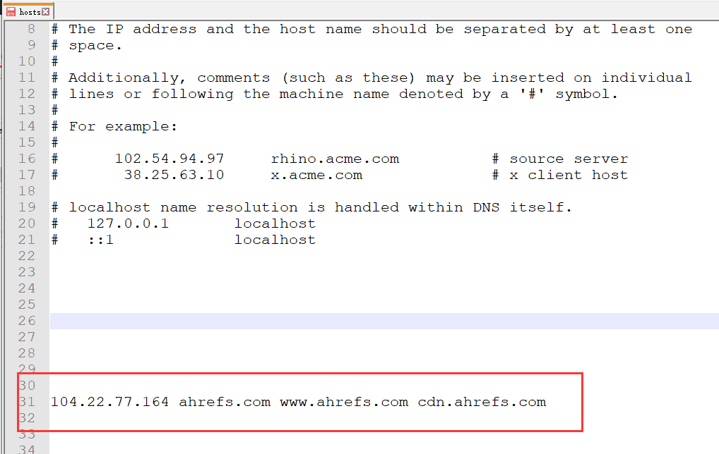 国内快速登录Ahrefs工具(无需外网就可以快速访问)