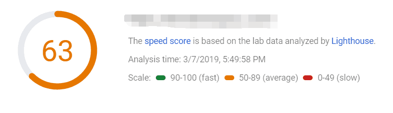 PC端速度优化前
