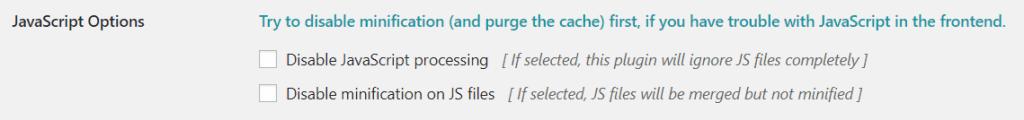 减少Http请求-压缩JS和CSS-网站加速插件