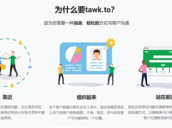 tawk.to工具使用详细教程-附tawk.to下载app地址